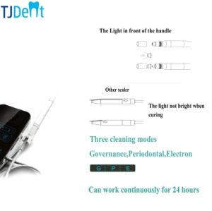 Zahnmedizinischer Optik-LED Ultraschallschaber des Screen-K3 der Faser-(AS-K3)