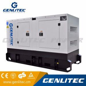 3 leiser 100kVA Perkins Generator-Preis der Phasen-