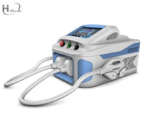 Máquina da beleza da E-Luz (IPL+RF)