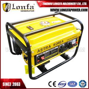 2kw 2.5kVA Vorlage für Honda-Benzin-Generator für Verkauf