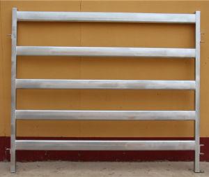 115*42楕円形の管の携帯用安い牛パネル