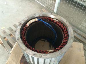 Precio inferior del alternador del generador de imán permanente de la revolución por minuto 10kw Pmg de la CA