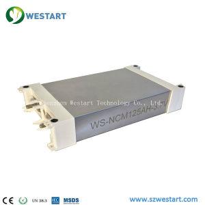 Westart Совета Министров Северных Стран литиевой батареи высокой мощности с модулем Ws-Ncm125 ah-3.7V