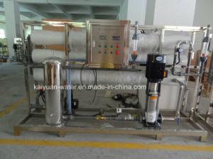 6000lph Systeem van de Omgekeerde Osmose van de Filter van de Omgekeerde Osmose van het water het Compacte