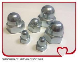 En acier inoxydable 304 316 vis écrous Dome DIN1587 M30