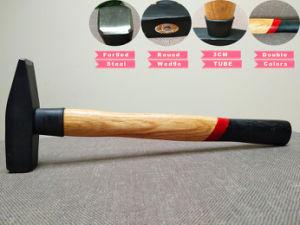 2 couleurs machiniste marteau manche en bois durables et bon prix de la qualité des outils à main