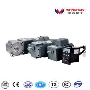 110V 220V 380V AC 120W 90mm 기어 모터