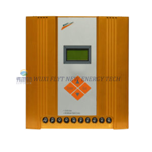 Blanco de 12V 300W Aerogenerador Vertical Kit con MPPT controlador híbrido y 1000W Onda senoidal pura inversor