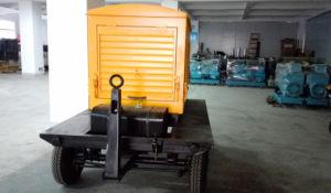 gruppo elettrogeno silenzioso/portatile di 200kw/generatore diesel del gruppo elettrogeno 250kVA