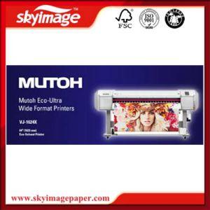 Stampante solvibile di Mutoh Valuejet 1624X con l'alta velocità e la prestazione
