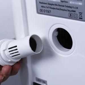 Просто легкий медицинского концентратора кислорода аккумуляторной батареи с возможностью горячей замены для продажи в Саудовской Аравии