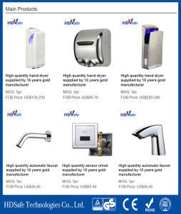 ホテルの化粧室の洗面所のための衛生製品1800Wのステンレス鋼高速自動手のドライヤー