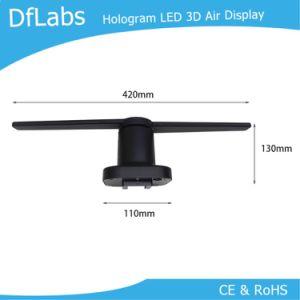 Ventilatore dell'ologramma del LED