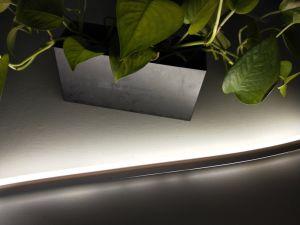I puntini liberano l'indicatore luminoso al neon esterno protettivo UV della flessione del silicone LED
