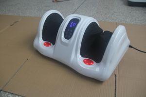 Masaje de pies de rodadura para amasar de lujo con pantalla táctil