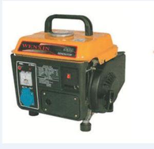 Gerador de gasolina pequeno gerador de energia ET950