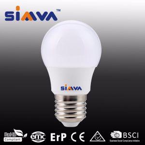 A55 E27 Lâmpada LED de 5 W com marcação e RoHS