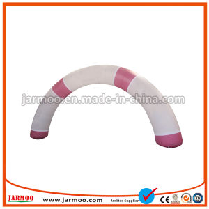 防水PVC膨脹可能な空気アーチ
