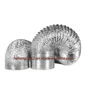 Pijp van de Lucht van het aluminium de Flexibele (2  ~20 )
