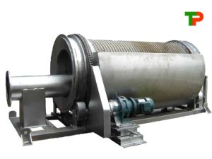 China tipo tambor rotativo para Tratamento de Água do Filtro de Tela