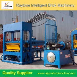 5-15 Qt Lancis de intertravamento de máquina de tijolos ocos porosa/Máquinas para fabricação de tijolos