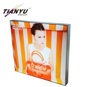 Алюминиевая рамка модульная ткань легких окно для торговой ярмарки
