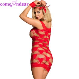 Romantique Pretty Women voir au travers de lingerie sexy