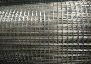 De calibre 18 de treillis soudés en acier galvanisé électrique