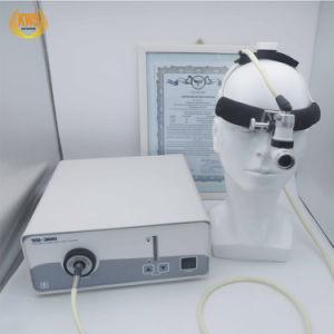 250W Fonte de luz fria de médicos de lâmpadas de farol de óptica