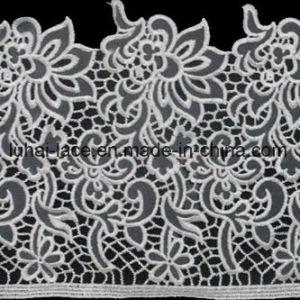 刺繍のレースの衣類の織物のアクセサリレーザーファブリック