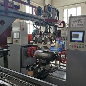 高品質LPGのガスポンプの生産設備の円周の継ぎ目かボディ溶接機
