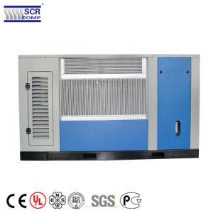 Zunahmen Efficency um 10%, Schrauben-Luftverdichter des Störungsbesuch-125HP (90KW, 4.7~20.6m3/min,) permanenter MotorIP65