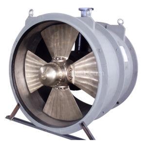 BVは化学タンカーのための固定ピッチの弓スラスターを承認した