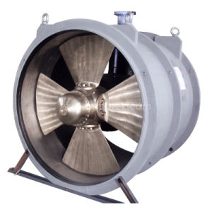 BV paso fijo aprobado propulsor de proa para buques cisterna químicos