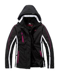 Der im Freienfrauen imprägniern Windbreaker-Funktions-Ski-Umhüllung oder Kleidung