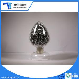 Suj AISI52100-2 Gcr15 100CR6 la bola de acero cromado de alta calidad para la industria Electry con mejor venta