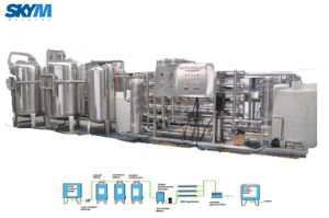 5000bph 500ml completano la linea di produzione di riempimento della bottiglia di acqua