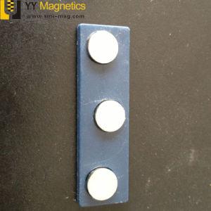 Etiqueta de Nome Magnético Neodímio padrão ímãs Monograma do magneto