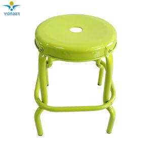 Nanoエポキシのクロム家具のための光沢がある緑の粉のコーティング