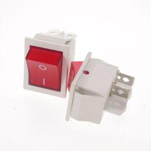 Grande apparecchio di potere di onda di 4 Pin con l'interruttore di attuatore chiaro