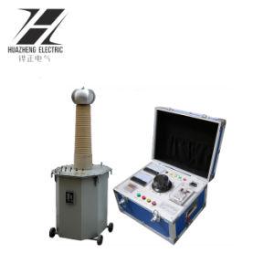 Trasformatore di prova di resistenza dielettrica di alta tensione di CA Hipot di prezzi molto bassi