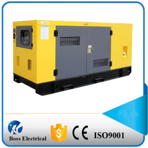 80kw Ytoの主な力の産業ディーゼル電気おおいの発電機セット