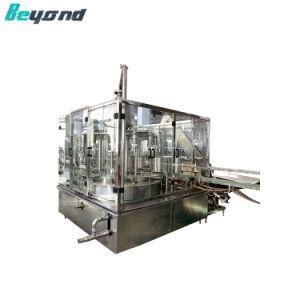 Digital Contral automatique 5 Gallon Pet automatique Le flacon en verre minéral plafonnement de la machine de remplissage d'eau pure