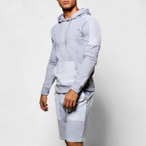 Vendre de Gros Courte Piste de Coton Blanc de la Sueur Costume pour les Hommes