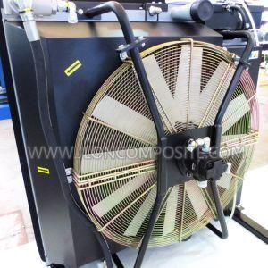 De hoge AsVentilator van Pag van het Volume van de Lucht voor het Koelen van de Radiator