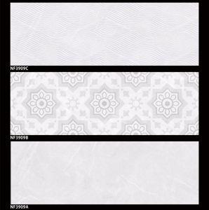 De moderne Tegel van de Keramiek van de Muur van de Badkamers Materiële met Glanzende/Matte Oppervlakte