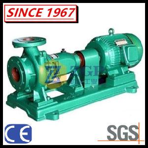Pompa centrifuga chimica pressurizzata di scarico di acque luride