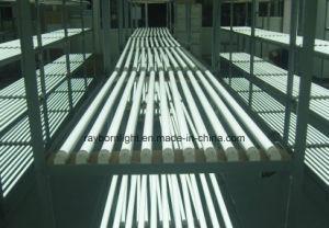 -Нанометровой производственной технологии материалов высокого просвета 150lm/W 1200 мм 18W T8 трубы LED