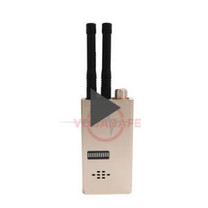 Antena dual 2G/3G/4G Anti rastreador de GPS Dispositivo de espionaje altamente sensibles Detector versátil