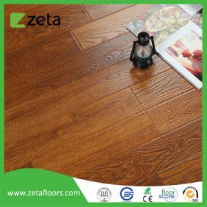 Pisos de ingeniería alemana impermeable con piso laminado Unilic haga clic en